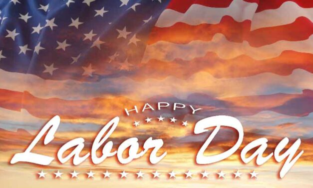 Happy Labor Day! Thankful For The Blessing Of Rest