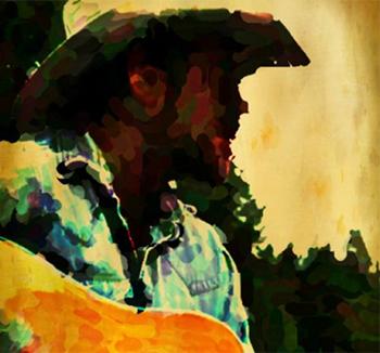 R.L. Hayden Western Troubador
