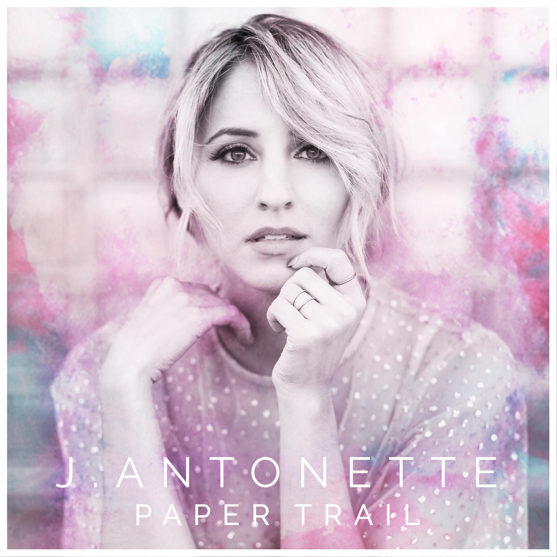 """J.Antonette """"Paper Trail"""" EP"""