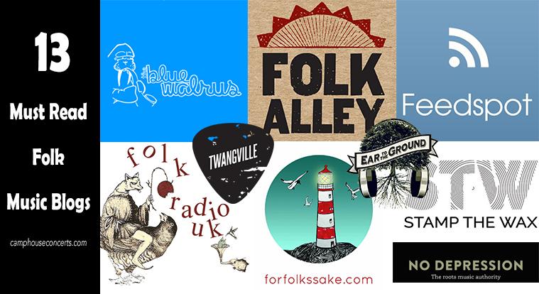 13 Must Read Folk Music Blogs