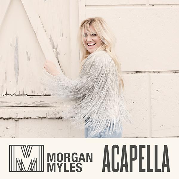 Morgan Myles Releases 'Acapella' Music Video