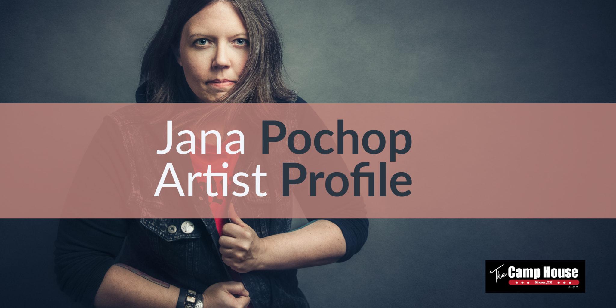 Jana Pochop   Artist Profile