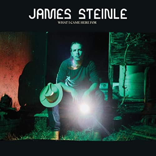 Naked Garden - James Steinle Album