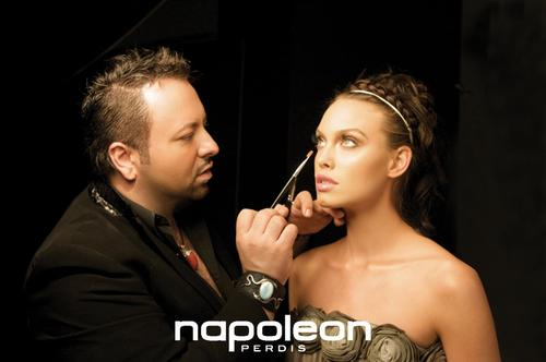 Napoleon Perdis: Celebrity Make-Up Artist Spotlight