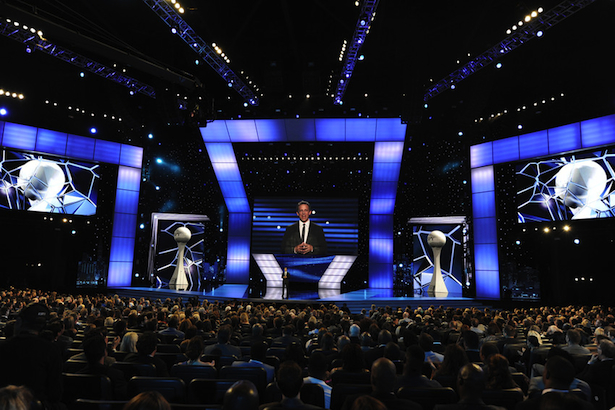ESPYS Award News: Rob Riggle Set to Host The 2012 ESPYS