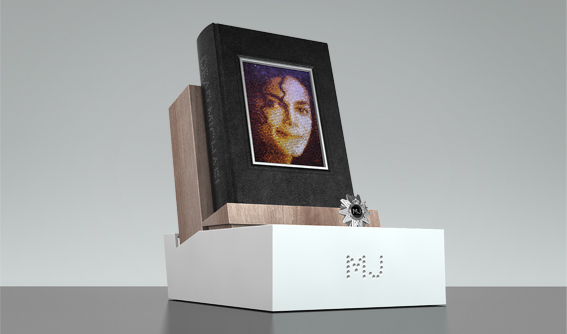 The NEW Michael Jackson Book Monument Written By Fans