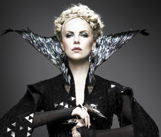 Charlize Theron, Snow White and The Huntsman, June 1st
