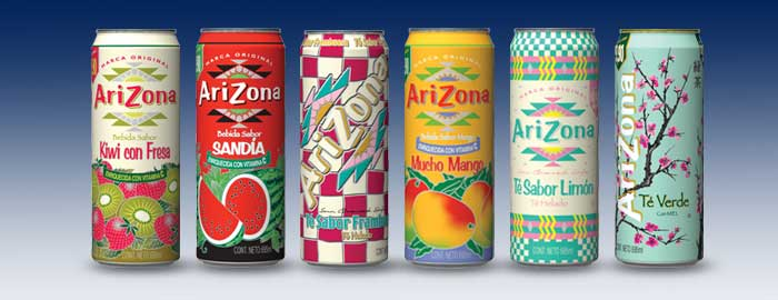 AriZona Invites Fans to Design 20th Anniversary Flavor Label