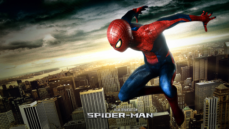The Amazing Spider-Man, Peter Parker, The World's Most Popular Characters Is Back This Summer