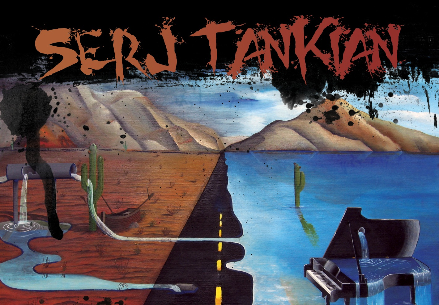 """Serj Tankian Releases Official Music Video for """"Figure It Out"""""""