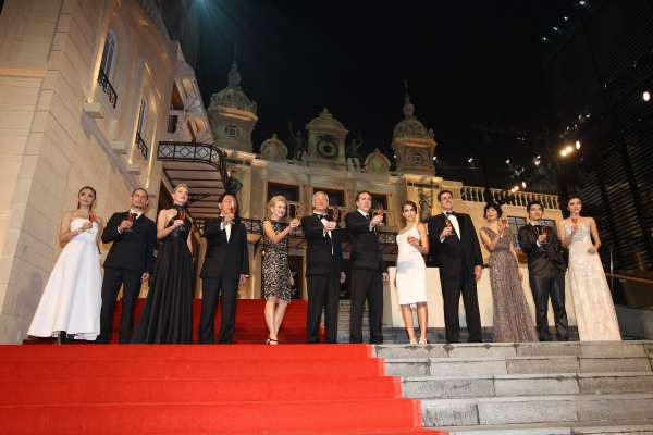 Nicolas Cage, Naomi Watts, Jessica Alba & More Help Recreate The Glamour Of Monaco In Beijing