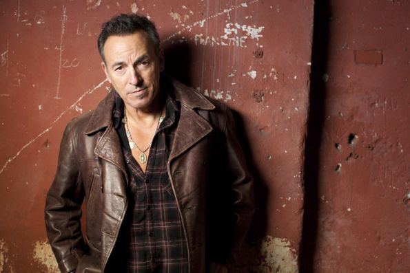 Bruce Springsteen To Be Honored as the 2013 MusiCares Person of the Year