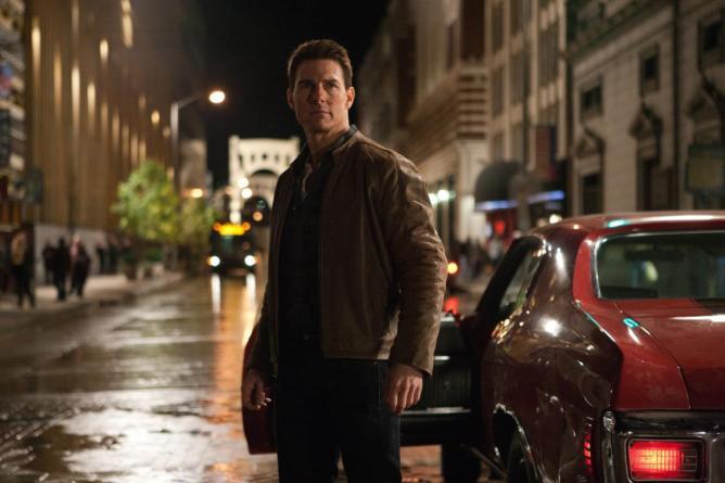 Tom Cruise Is Jack Reacher, New Film Release