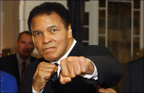Muhammad Ali News: Sporting legends turn out for Beyond Sport Summit