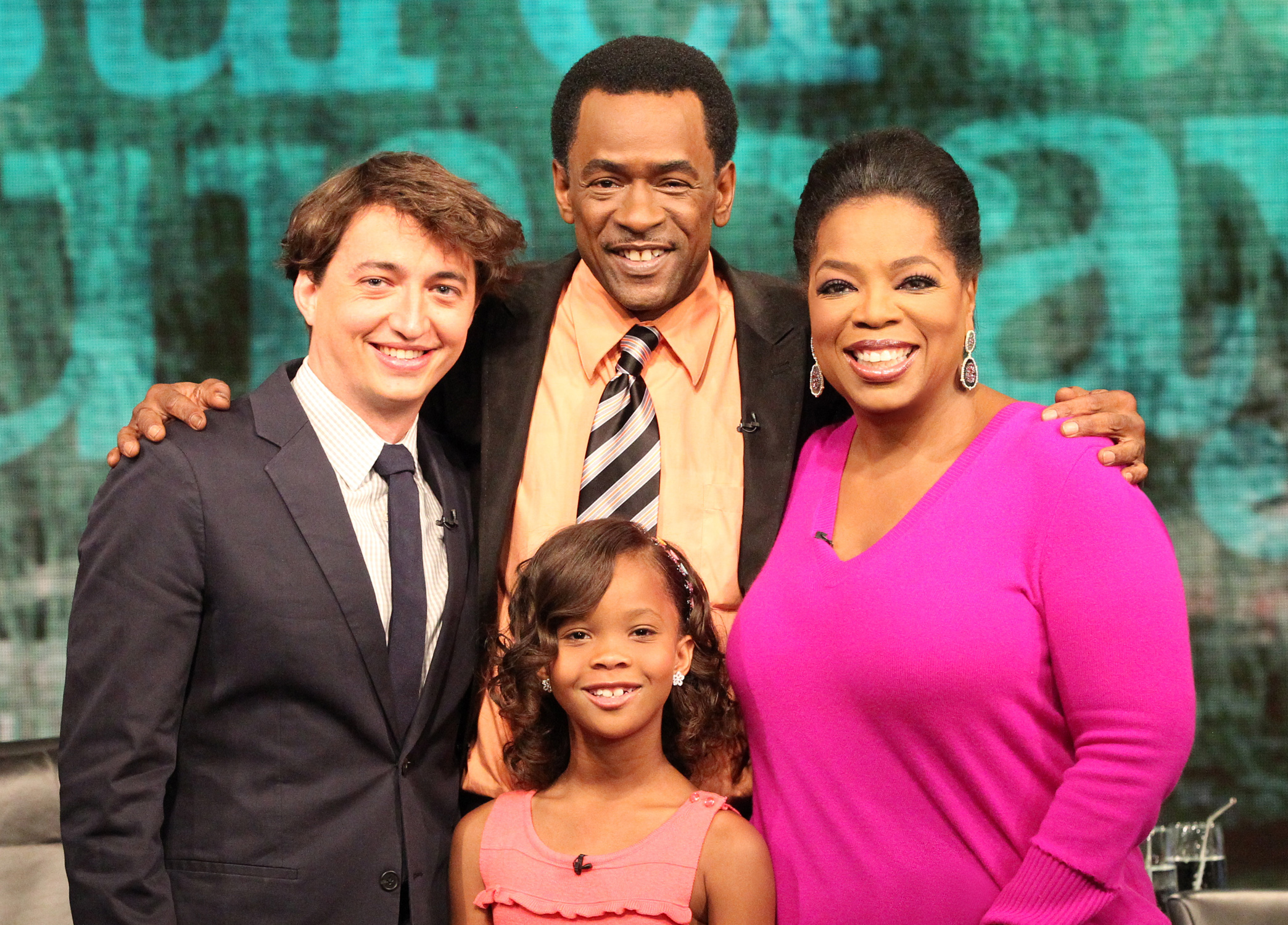 """Oprah Winfrey Interviews Cast Members From The Award-Winning Indie Film """"Beast of the Southern Wild"""" On Super Soul Sunday"""