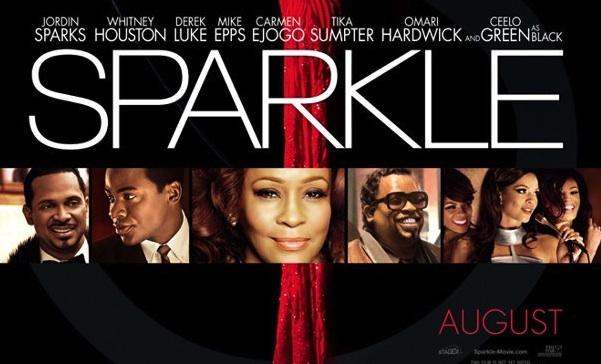Sparkle The Movie, Jordin Sparks, Whitney Houston Plus So Much More