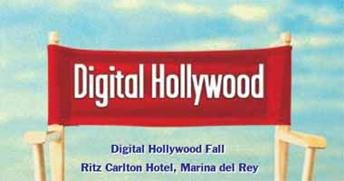 Digital Hollywood, TV Summit Hosted by Academy of Television Arts & Sciences At The Ritz October 17th