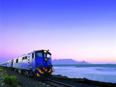 The World's Premiere Luxury Rail, Spotlight on The Blue Train