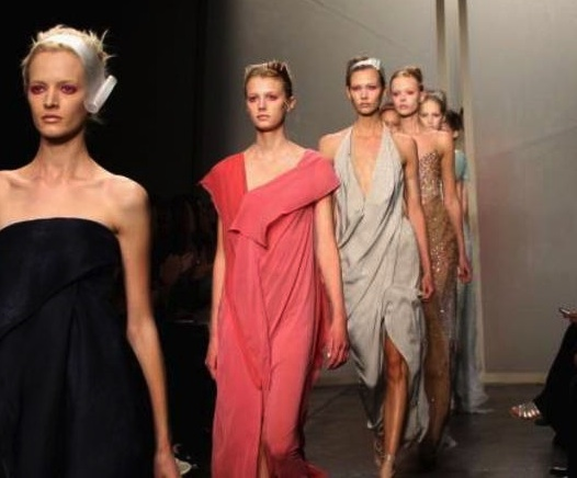 From The Runways Of New York, Mercedes-Benz Spring 2013 Fashion Week Wrap