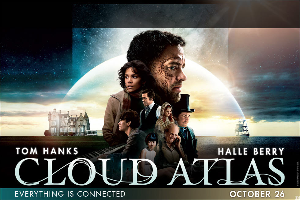 Tom Hanks, Halle Berry Film Spotlight on Cloud Atlas