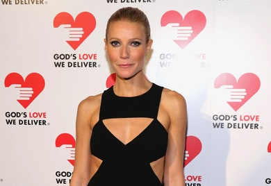 Gwyneth Paltrow's STYLE POWER Moment At The Golden Heart Awards Celebration