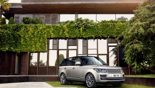 All-New Range Rover Makes Global Motor Show Debut in Paris