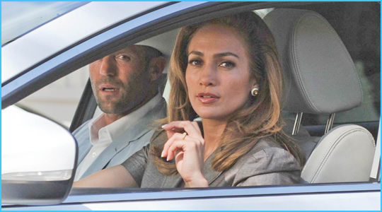 "Jennifer Lopez & Jason Statham Team On Crime Thriller Film ""PARKER"""