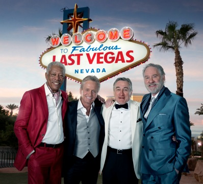 Oscar®-Winners Michael Douglas, Robert De Niro, Morgan Freeman and Kevin Kline Star in the Jon Turteltaub-Directed Comedy