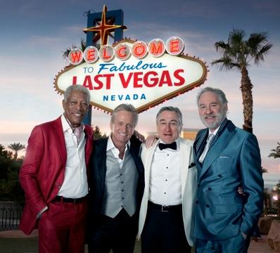 Oscar®-Winners Michael Douglas, Robert De Niro, Morgan Freeman and Kevin Kline Star in the Jon Turteltaub-Directed Comedy