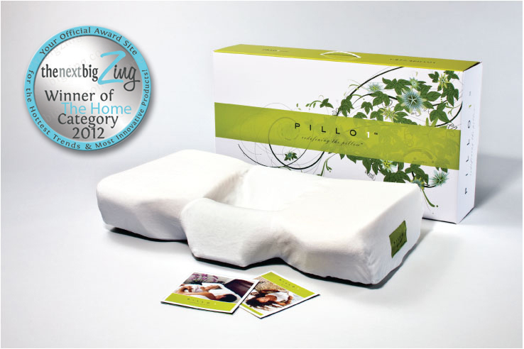 """Favorite Product of The Day """"Pillo1"""" Your Eco Friendly Pillow That's Just right For You!"""