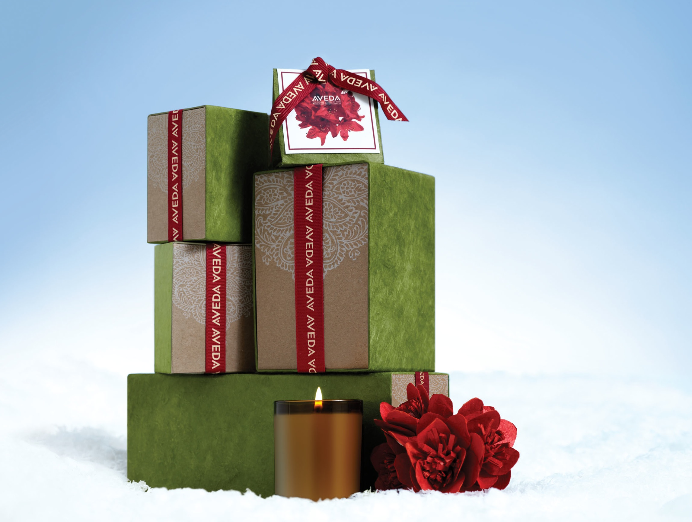 Aveda Has Your Holiday Stress Fix, Get Powered-Up Now!