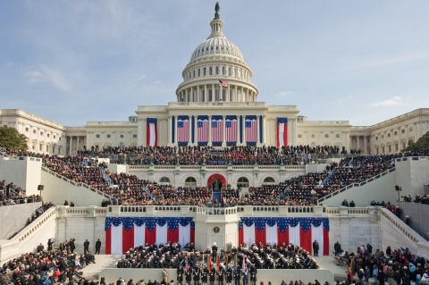 Presidential Inauguration 2013 Get Ready!