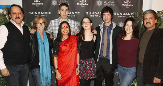 Sundance Institute and India's Mahindra Group Announced The Four Winners of the 2013 Sundance Institute | Mahindra Global Filmmaking Awards