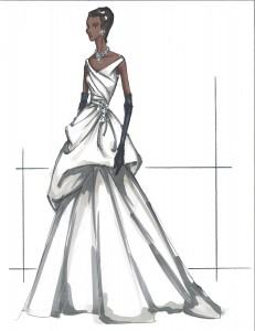 WHBM Inauguration Dress One