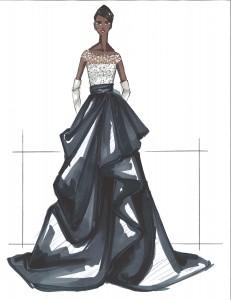 WHBM Inauguration Dress Two