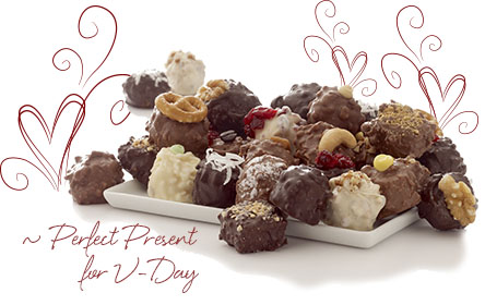 Delicious Valentines Treats Just Right For You & Your Loved Ones