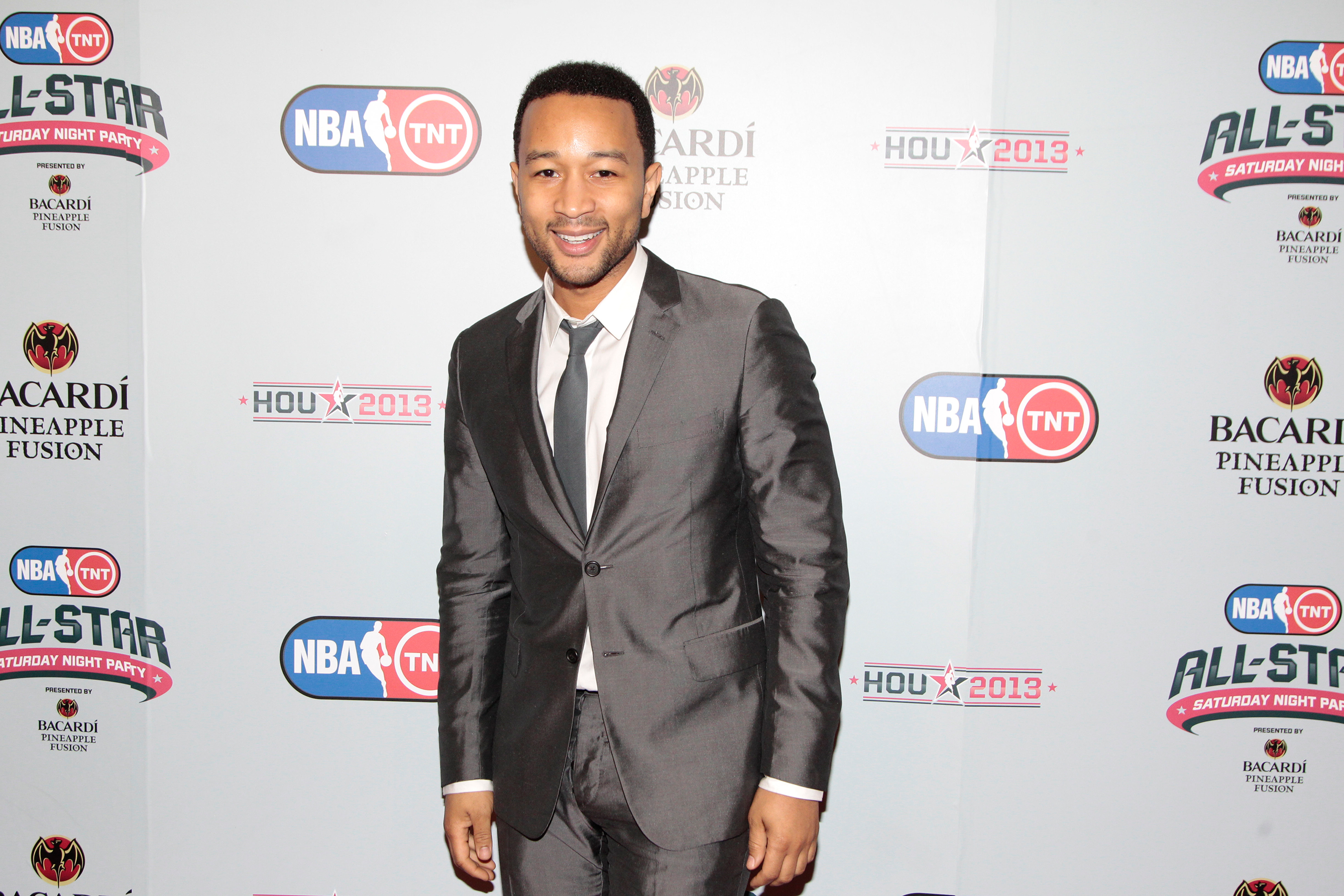 John Legend, NBA All-Star Saturday Night, BACARDÍ Rum Launches New Pineapple Fusion Event