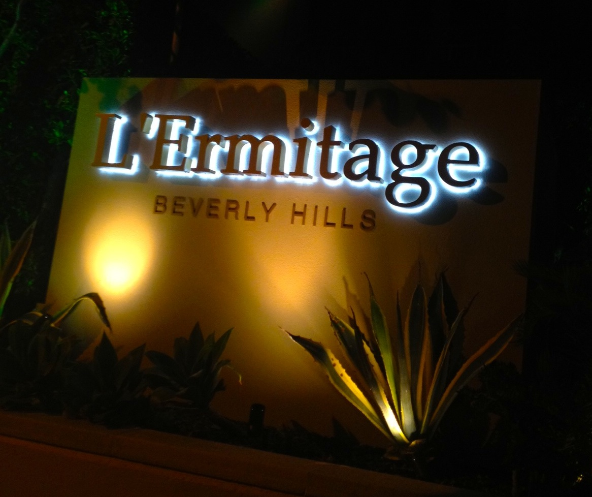 Roger Neal STYLE HOLLYWOOD 17th Annual Academy Awards Ultimate Beauty & Couture Suite At L'ERMITAGE Hotel In Beverly Hills Feb. 19th -21st