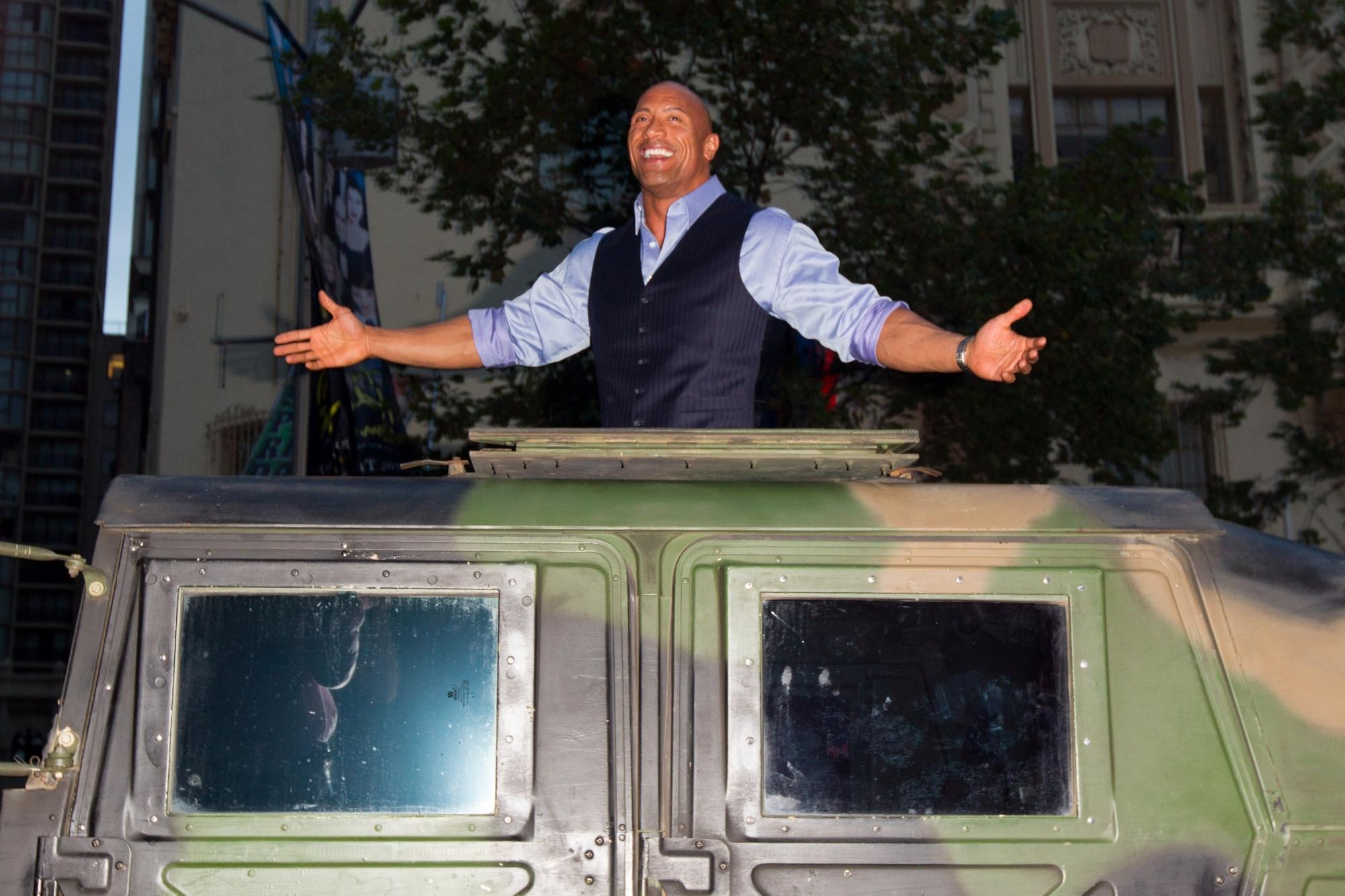 Dwayne Johnson Is Powerful In G.I. JOE RETALIATION, A Must See Film!