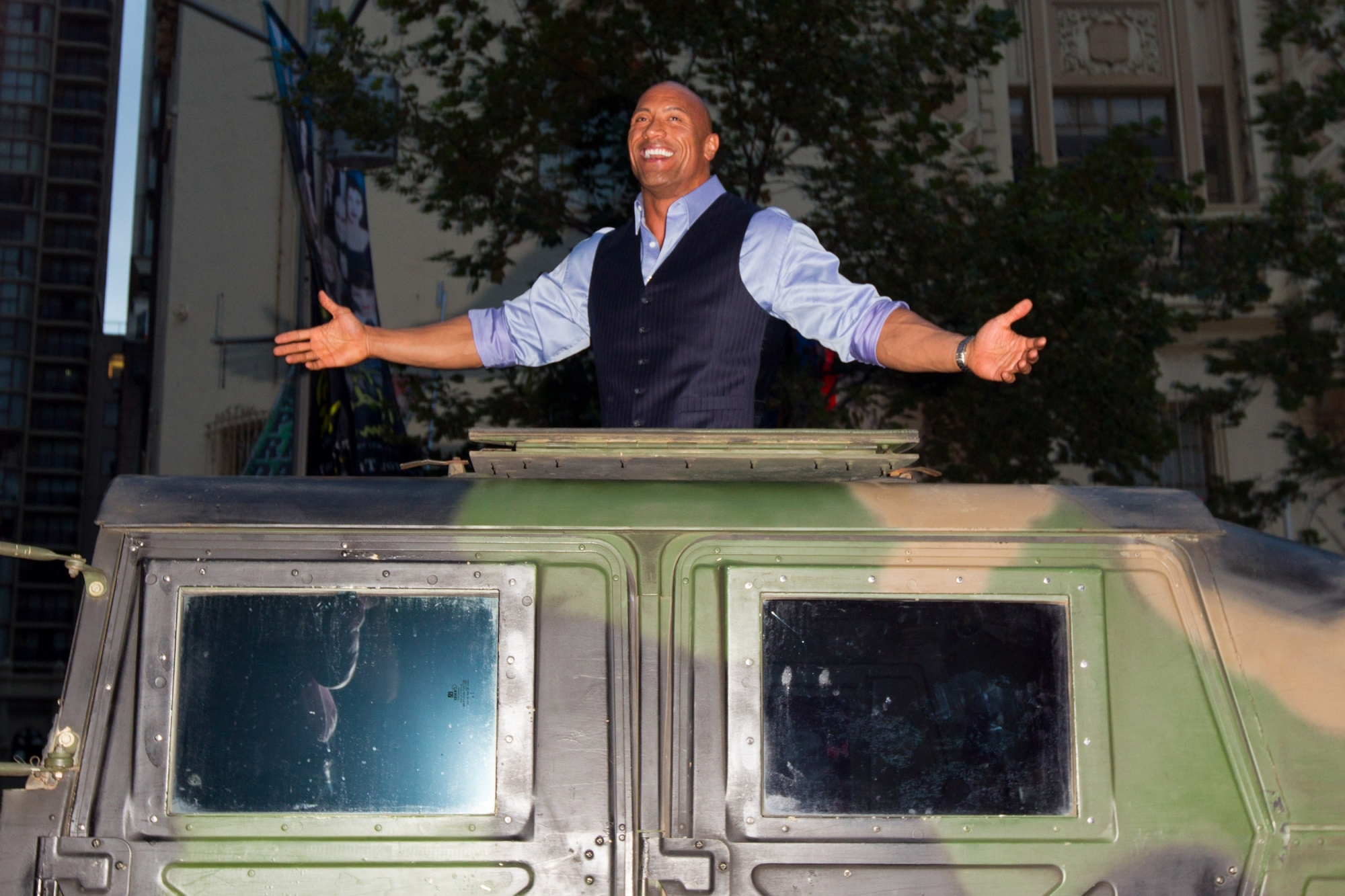 Dwayne Johnson Is Powerful In G.I. JOE RETALIATION, A Must See Film!