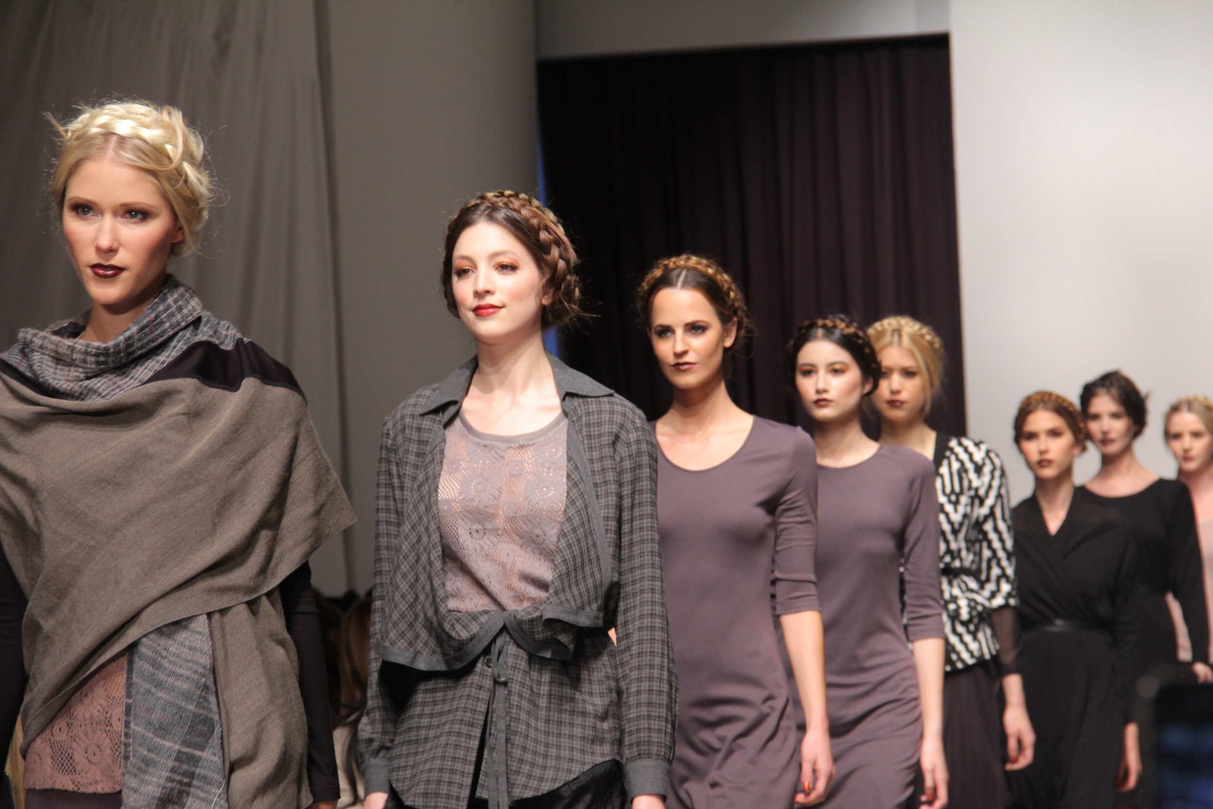 L.A. Fashion Week Fall 2013 Collection Preview of Nikki Rich