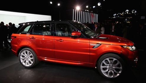 Jaguar Land Rover Global Debuts at the New York Auto Show