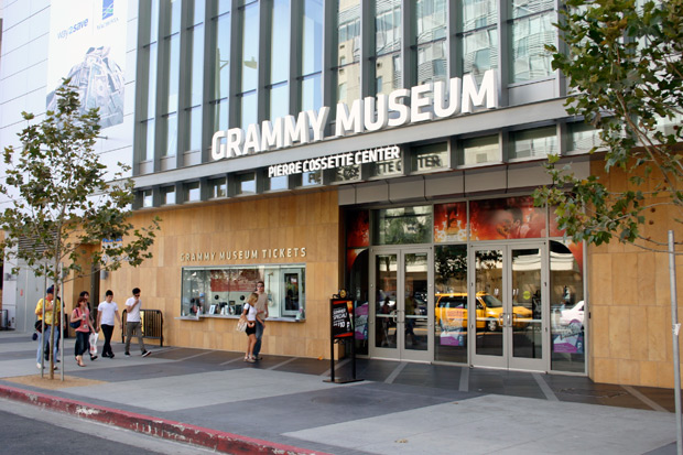GRAMMY Museum To Receive $1 Million Gift From The Curb Foundation