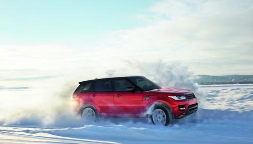 Shanghai Motor Show: Jaguar Land Rover Showcases new Range Rover Sport & Jaguar F-TYPE