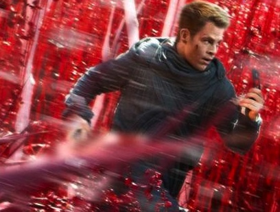 New Star Trek Into Darkness Trailer and Kirk Character Poster!