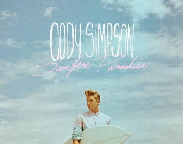 CODY SIMPSON ANNOUNCES NEW ALBUM
