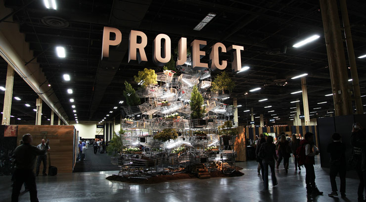 Las Vegas, PROJECT Presents Threads & Fins At MAGIC This August