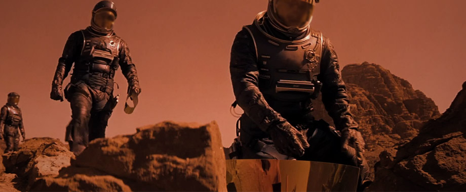 THE LAST DAYS ON MARS FROM FOCUS FEATURES INTERNATIONAL