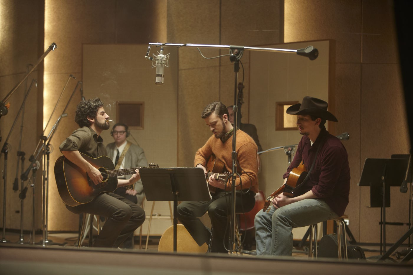 CBS Films will release INSIDE LLEWYN DAVIS on December 6, 2013