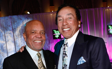 Motown founder Berry Gordy and GRAMMY® winner Smokey Robinson will be honored with The GRAMMY Museum